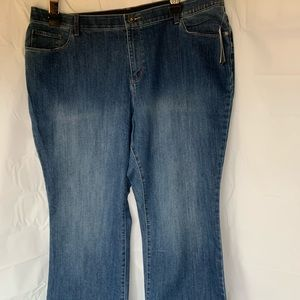 Christopher & Banks NWT Jeans Comfort Classic 22W